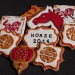 m5cake horse Chinese new year