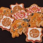 Tutorial Koi Fish cookies